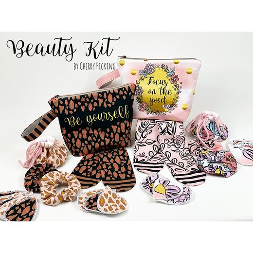 Jersey Panel Beauty Kit - Be yourself